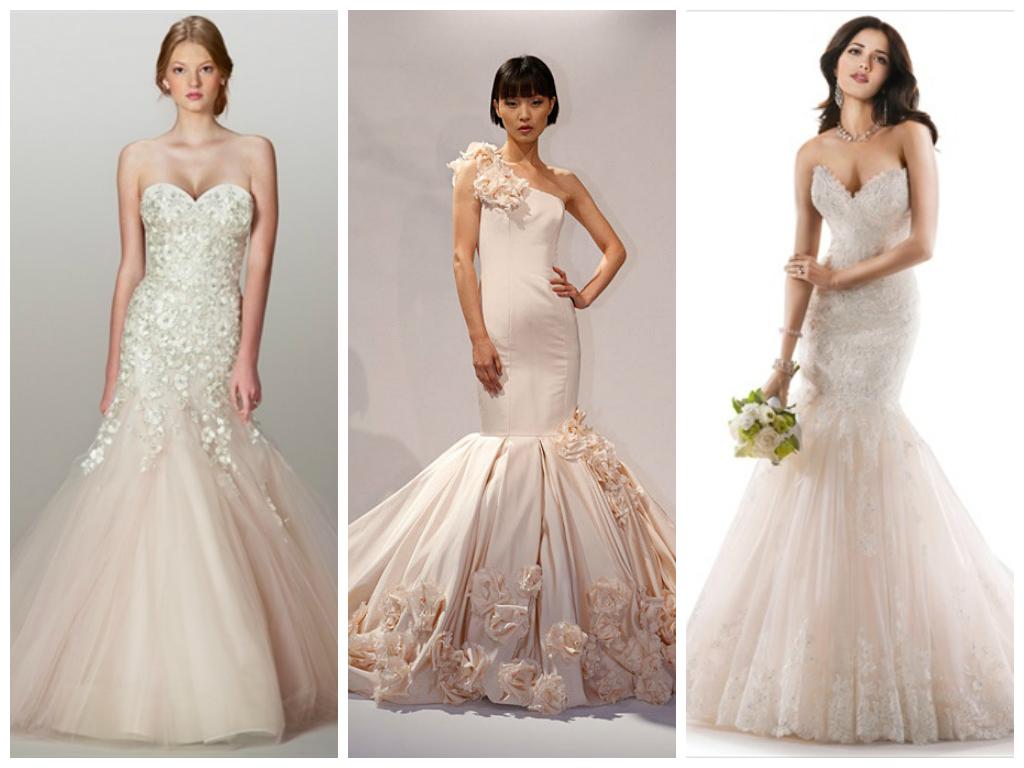 Blush simply elegant bridal consulting for Simply elegant wedding dresses